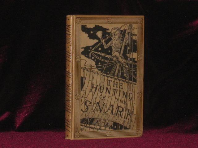 THE HUNTING OF THE SNARK. Lewis Carroll.