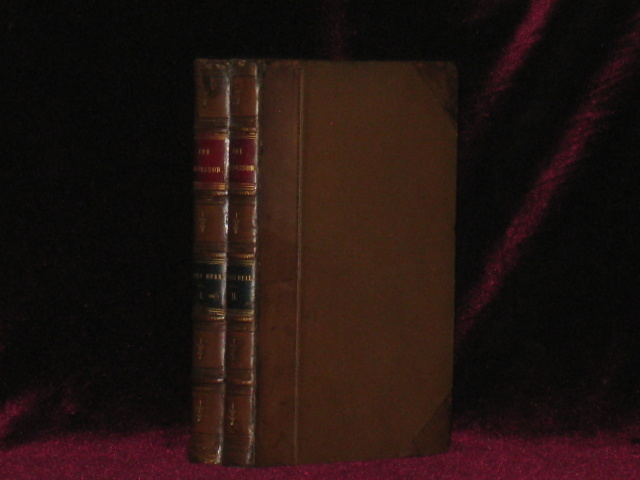THE PROFESSOR a Tale. Two Volumes. Charlotte Bronte, Currer Bell.