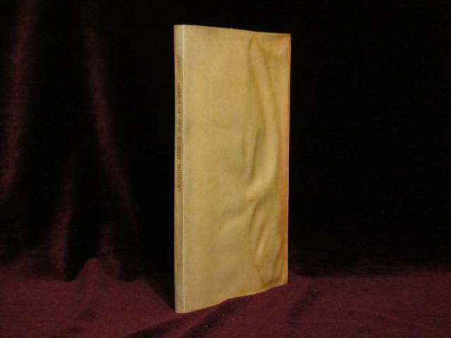 LAUGHING ANNE. A Play. Joseph Conrad, SIGNED.