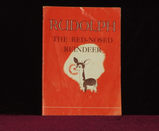 Rudolph the Red-Nosed Reindeer. Robert L. MAY.