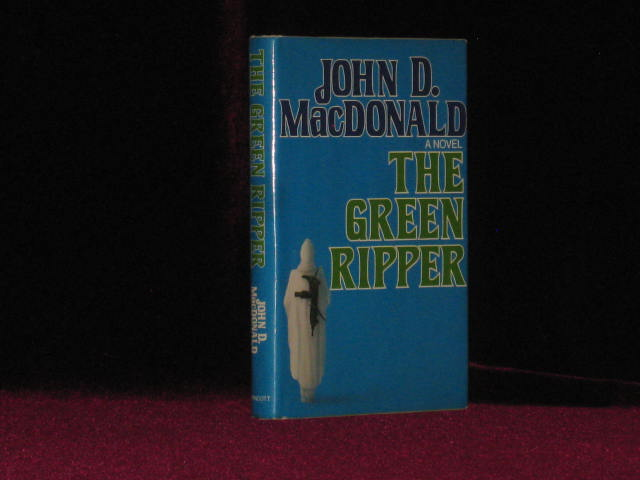 THE GREEN RIPPER. John D. MacDonald.