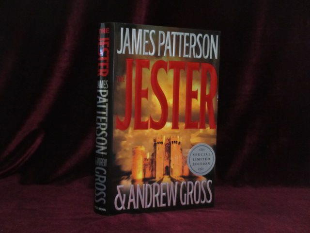 The Jester (Signed, Limited Edition). James Patterson, Andrew Gross.