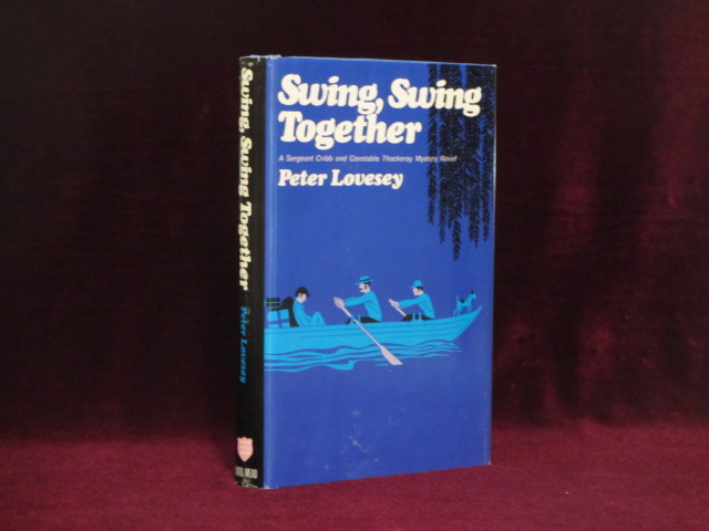 Swing, Swing Together (Signed). Peter Lovesey.