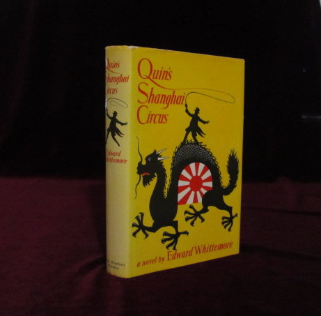 Quin's Shanghai Circus. Edward Wittemore.
