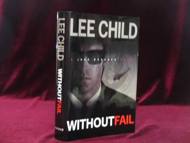 Without Fail (Inscribed). Lee Child.
