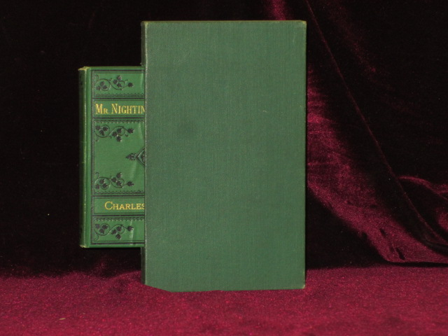 MR. NIGHTINGALE'S DIARY, a Farce in One Act. Charles Dickens.