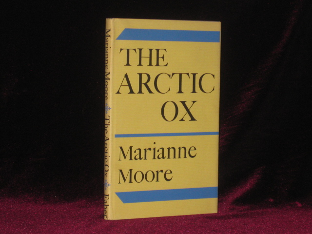 THE ARCTIC OX. Marianne Moore.