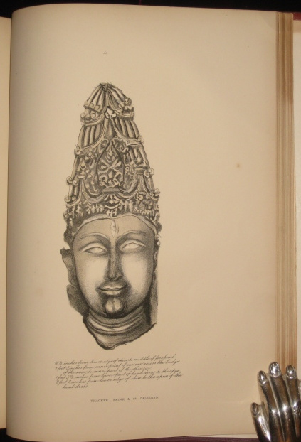 HINDU TRIBES AND CASTES, as Represented in Benares. M. A. Sherring.