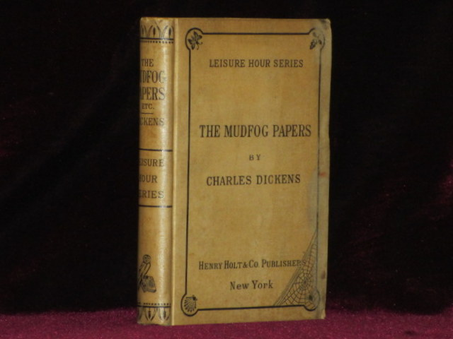 THE MUDFOG PAPERS. Charles Dickens.
