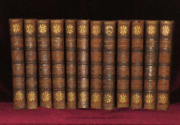 THE WORKS OF WILLIAM ROBERTSON, D.D.to Which is Prefixed, an Account of His Life and Writings, By Dugald Stewart. Twelve Volumes. William Robertson, Dugald Stewart.