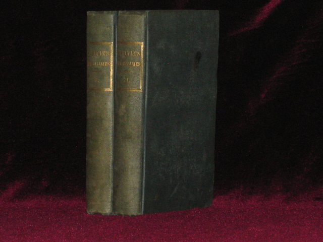 Critical and Miscellaneous Essays. Two Volumes. Thomas Carlyle.