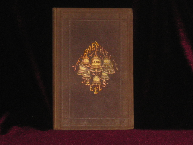 Poetry of the Bells. Samuel Batchelder, Jr, SIGNED.