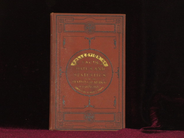 Handbook of the United States of America, and Guide to Emigration; Giving the Latest and Most Complete Statistics of the Government, Army, Navy, Etc....necessary Information for the Settler, Business Man, Merchant, Farmer, Importer & Professional Man. L. P. Brockett, M. D.