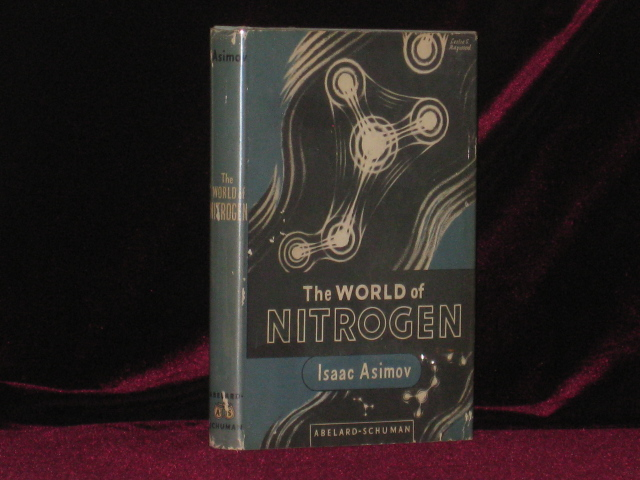 The World of Nitrogen. Isaac Asimov.