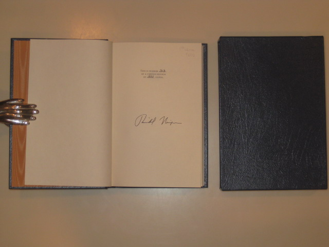 In the Arena. A Memoir of Victory, Defeat, and Renewal (Signed). Richard Nixon.