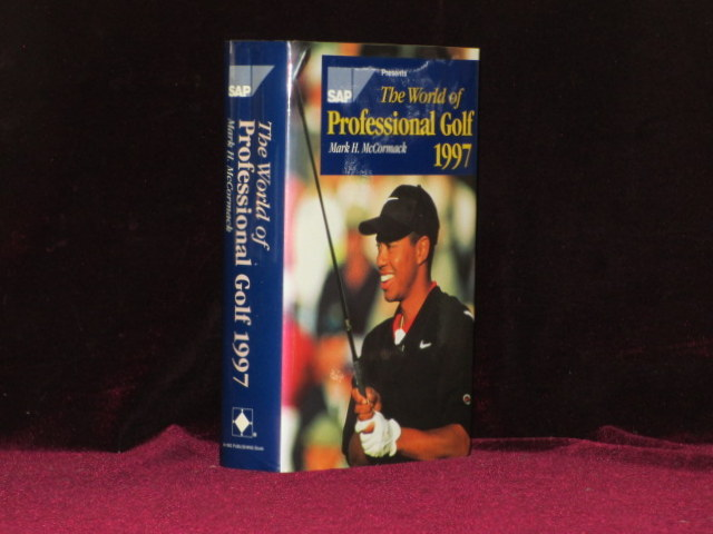 The World of Professional Golf 1997 (Tom Weiskopf's Copy - signed). Mark H. McCormack.