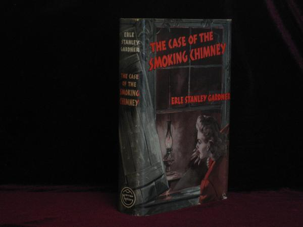 The Case of the Smoking Chimney; Inscribed to a Secretary. Erle Stanley Gardner, SIGNED.