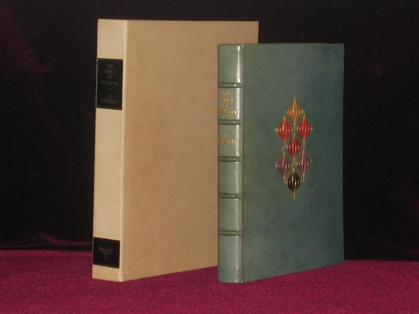 The Prince of Pleasure (Signed). Priestley, ohn, oynton.