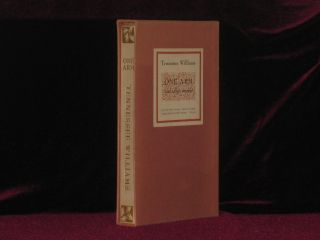 ONE ARM AND OTHER STORIES - Number 45 of 50 Copies. Tennessee Williams, SIGNED