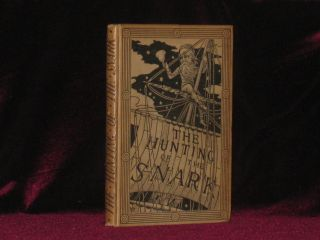 THE HUNTING OF THE SNARK. Lewis Carroll