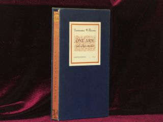 ONE ARM AND OTHER STORIES (One of a Few Known copies). Tennessee Williams