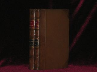 THE PROFESSOR a Tale. Two Volumes. Charlotte Bronte, Currer Bell