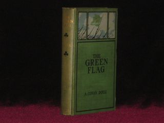 THE GREEN FLAG and Other Stories of War and Sport. A. Conan Doyle