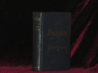 SWALLOW. A Tale of the Great Trek. H. Rider Haggard