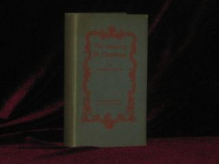 THE AMAZING DR. CLITTERHOUSE [Inscribed Association Copy]