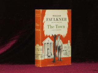 The Town. Wiliam Faulkner