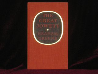 THE GREAT JOWETT. Graham Greene, SIGNED