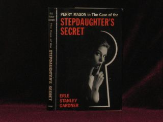 The Case of the Stepdaughter's Secret. Erle Stanley Gardner.