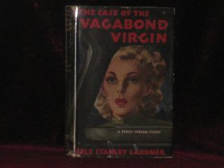 THE CASE OF THE VAGABOND VIRGIN. Erle Stanley Gardner.