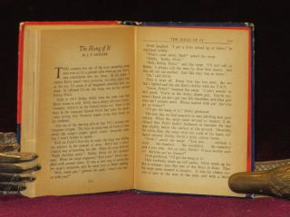 """THE KITBOOK. For Soldiers, Sailors, and Marines. (Contains """"The Hang of It"""" By J. D. Salinger)"""