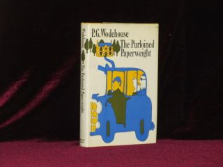 THE PURLOINED PAPERWEIGHT. P. G. Wodehouse