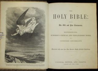 THE HOLY BIBLE: Containing the Old and New Testaments, with References, Numerous Critical and Explanatory Notes, and a Condensed Concordance
