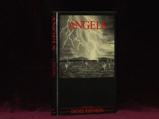 Angels. Denis Johnson, SIGNED