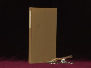 THE MAN AMONG THE SEALS Limited Edition. Denis Johnson, SIGNED.