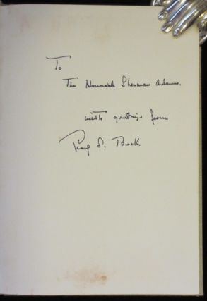 A CERTAIN STAR. Pearl S. Buck, SIGNED