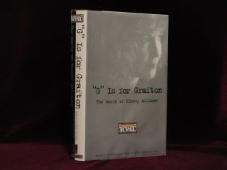 """G IS FOR GRAFTON. """"G"""" The World of Kinsey Millhone"""