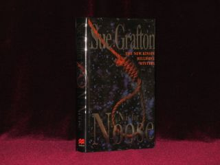 N IS FOR NOOSE. Sue GRAFTON