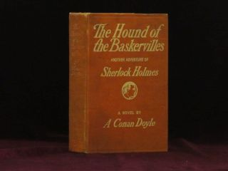 THE HOUND OF THE BASKERVILLES. Another Adventure of Sherlock Holmes. A. Conan Doyle, Arthur.