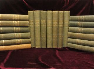HOUSEHOLD WORDS. A Weekly Journal. 19 Volumes. (Complete Run). Charles Dickens.