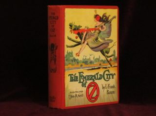 THE EMERALD CITY OF OZ. L. Frank Baum, John R. Neill