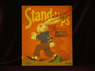 STAND-UPS. The Tale of Peter Rabbit. Sidney SAGE