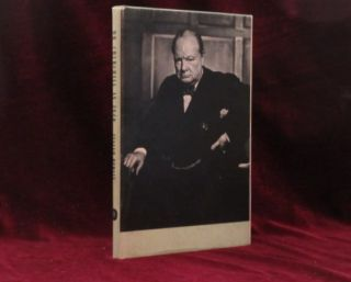 MR. CHURCHILL IN 1940. Isaiah BERLIN, Winston S. Churchill