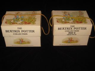 The Beatrix Potter Collection. The Original and Authorized Editions. The Tale of Peter Rabbit;...