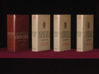 Winston S. Churchill, Volume IV, 1917 (tp Says 1916) - 1922 [together with] Companion Volume IV,...