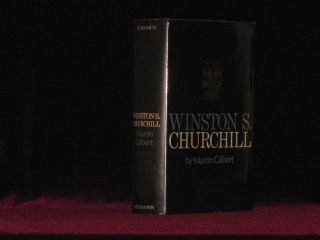 Winston S. Churchill. Finest Hour, 1939-1941, Volume VI. Martin Gilbert, Winston S. Churchill