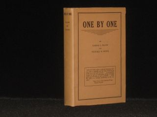 One By One. Gaspar G. Bacon, Wendell D. Howie